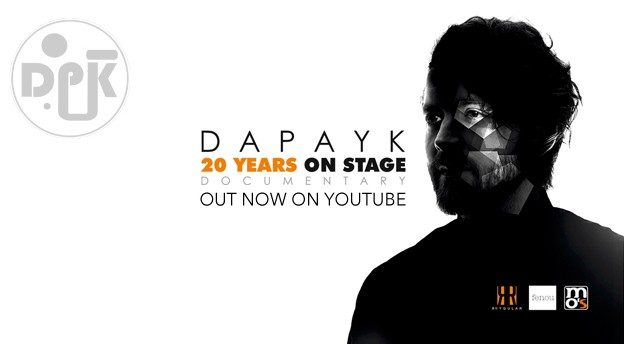 dapayk 20 years on stage